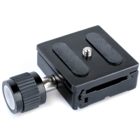 Quenox QRC1 Universal Quick Release Coupling for Ball HeadTripod