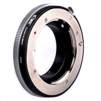Kiwifotos Lens Mount Adapter Contax G  Micro Four Thirds