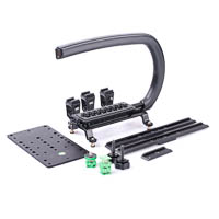 Cam Caddie Scorpion EX Video Handle Pro Kit  for DSLR Mirrorless Camera and Camcorder