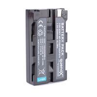Quenox Storage Battery Pack for Sony NPF550