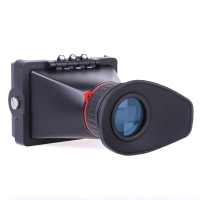 SCSEF Electronic Viewfinder with TFT Monitor and Loupe  for DSLRs Mirrorless Cameras and Video Cameras
