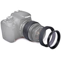 easyCover Lens Protection Kit 58mm  incl UV Filter