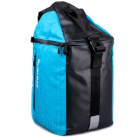 Boblbee Metron 13 photo backpack with photo insert blue