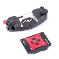 Peak Design CapturePro Clip v2 Camera Bracket for BeltStrap  incl DUALplate Camera Plate