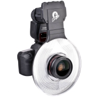 Ray Flash Ringblitz-Adapter Universal Large f�r Aufsteckblitze