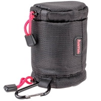 Hama Rexton Lens Pouch 8 x 65cm with Zipper Pocket for Filter
