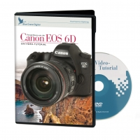 VideoTutorial for Canon EOS 6D DVD german