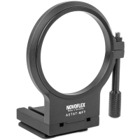 Novoflex ASTATMFT Tripod Mount Collar for Micro Four Thirds Fuji X and other Lens Adapters
