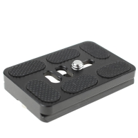 Quenox Quick Release Camera Plate for Arcastyle QR Clamps