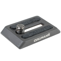 Cullmann CX410 Camera Plate for CROSS CB43 Ball Head and Quick Release Coupling CX420