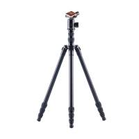 3 Legged Thing Tripod System X4a Jack Evolution 2 Magnesium with AirHed 1 Black incl Monopod