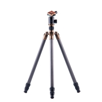 3 Legged Thing Tripod System X5 Frank Evolution 2 Carbon with AirHed 2 Black incl Monopod