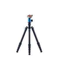 3 Legged Thing Tripod System X21a Dave Evolution 2 Magnesium with AirHed 2 Blue incl Monopod