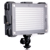 FV LED Video Light Panel HDVZ180S UltraColor BiColor Tungsten and Daylight 1380 Lux CRI 95