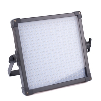 FV LED Studio Panel Z400S UltraColor BiColor Tungsten and Daylight with Tripod Mount 2490 Lux CRi 95