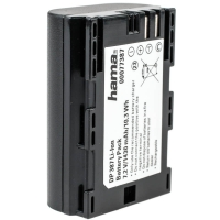Hama Storage Battery Pack for Canon LPE6
