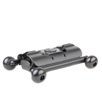 iFlow PRO Slider Dolly Camera Truck for DSLRs Mirrorless Cameras GoPro or Smartphone iPhone