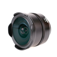D�RR 75mm Fisheye Super Wide Angle Lens for Nikon 1 Mirrorless Camera
