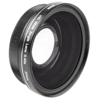 D�rr 045x HD Wide Angle Conversion Lens 37mm  eg for DSLRs and Mirrorless Cameras
