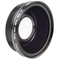 D�rr 045x HD Wide Angle Conversion Lens 405mm  eg for DSLRs and Mirrorless Cameras