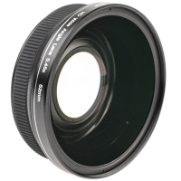 D�rr 045x HD Wide Angle Conversion Lens 52mm  eg for DSLRs and Mirrorless Cameras