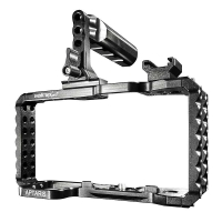 Walimex Pro Aptaris Video Cage with Grip for Sony Alpha a6000 and Sony NEX Cameras