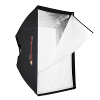 Photoflex SilverDome nxt extra large Softbox 177 x 134cm for Studio Lights or Strobe Flashes