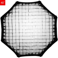 Photoflex 40degree Honeycomb Grid for OctoDome small Softbox 82 x 82cm