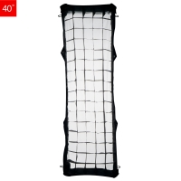 Photoflex 40degree Honeycomb Grid for HalfDome medium Softbox 140 x 38cm
