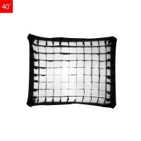 Photoflex 40degree Honeycomb Grid for LiteDome small and SilverDome small Softbox 53 x 43cm