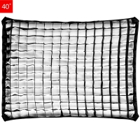 Photoflex 40degree Honeycomb Grid for LiteDome SilverDome and MultiDome medium Softbox 81 x 62cm