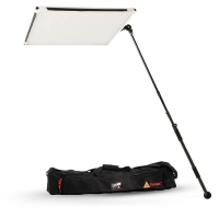 Photoflex Set LiteReach Plus and LitePanel Reflector Panel 99 x 99 cm with Diffuser