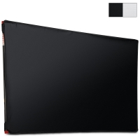 Photoflex LitePanel Fabric 99 x 183 cm  WhiteBlack