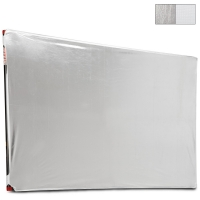 Photoflex LitePanel Fabric 99 x 183 cm  WhiteSilver