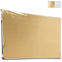 Photoflex LitePanel Fabric 99 x 183 cm  WhiteGold