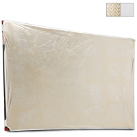 Photoflex LitePanel Fabric 99 x 183 cm  WhiteSoftGold
