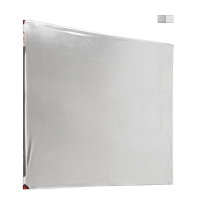 Photoflex LitePanel Fabric 196 x 196 cm  WhiteSilver