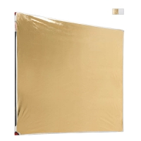 Photoflex LitePanel Fabric 196 x 196 cm  WhiteGold