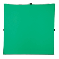 Photoflex LitePanel Fabric 196 x 196 cm  Chroma Key Green