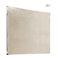Photoflex LitePanel Fabric 196 x 196 cm  WhiteSoftGold