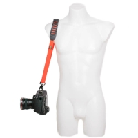 Blackrapid RStrap Shot Orange Shoulder Sling Strap  eg for DSLRs and Mirrorless Cameras orange