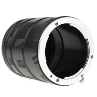 Quenox Macro Extension Tube Set for Fujifilm Finepix Cameras with Fuji XMount
