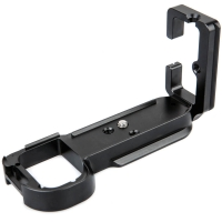 Quenox Lshaped Camera Plate for Sony a7 a7R on Arcastyle Quick Release Couplings