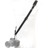 Blackrapid RStrap Cross Shot Black Sling Camera Strap  eg for DSLRs and Mirrorless Cameras black