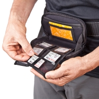 Spider Memory Card Organizer for Spider HipCarrying Systems and other belts