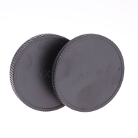 JJC Rear Lens Cap and Body Cap for Samsung NXM NX Mini