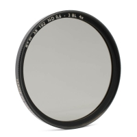 BW Neutral Density Filter 25 fstop 2 405mm coated