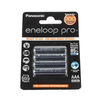 Panasonic eneloop Pro AAA Storage Batteries 900mAh 4 pcs