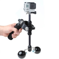 Steadydrive Steadycam GoPro Hero Action Steady Silver