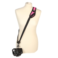 Blackrapid RStrap Kick Pink Sling Camera Strap for DSLRs and Mirrorless Cameras  pink